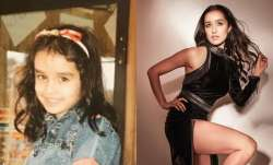 Happy Birthday Shraddha Kapoor: Rare childhood pictures of