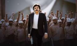 Vakeel Saab​ song Sathyameva Jayathe: Pawan Kalyan's power packed avatar will stun you