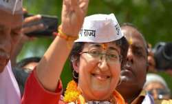 New Delhi, Aam Aadmi Party, MLA Atishi, appointment, Vice President, International Council for Local