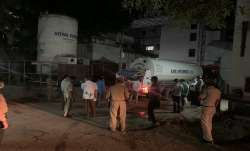 Police arrange oxygen at Delhi's Batra Hospital in just