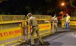 delhi weekend curfew