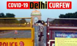 Delhi lockdown Covid-19