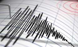 Earthquake hits Ladakh