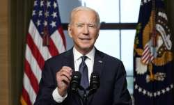 US President Biden announces complete troop withdrawal from