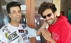 Karan Johar unfollows Kartik Aaryan on Instagram after his Dostana 2 exit? Deets inside