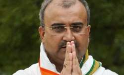 Bihar Health Minister Mangal Pandey