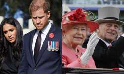 Prince Harry, Meghan Markle pay tribute to Prince Philip