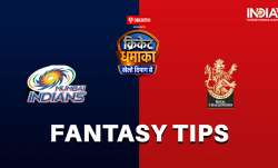 IPL 2021 Dream11 Predictions: Mumbai Indians vs Royal Challengers Bangalore fantasy tips