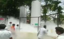 nashik oxygen leak, nashik news,nashik latest news updates, nashik news updates