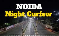 noida night curfew