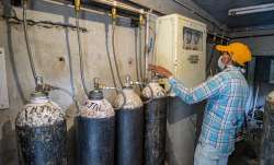 India plans to import oxygen containers, press IAF into