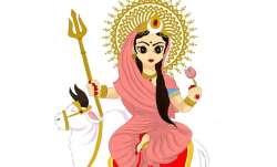 Chaitra Navratri 2021, Goddess Shailputri