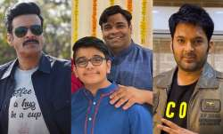 Kapil Sharma, Manoj Bajpayee laud Kiku Sharda's son as he releases new rap song
