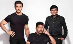 Ranveer Singh, filmmaker S. Shankar, Anniyan