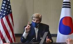 Seoul, South Korea, US, China, cooperate on climate crisis, urgency on climate crisis, United States