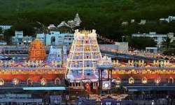 TTD declares 'Anjanadri' in Tirumala is Hanuman's birthplace