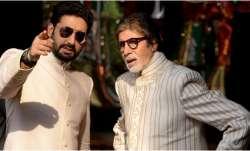Abhishek, Amitabh Bachchan