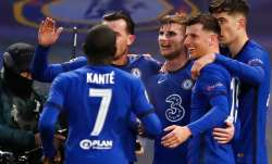 Timo Werner and Mason Mount were on target as Chelsea entered the final of the Champions League afte