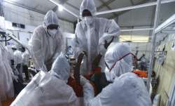 111 mucormycosis patients, undergoing treatment, Mumbai, coronavirus pandemic, covid second wave, fe