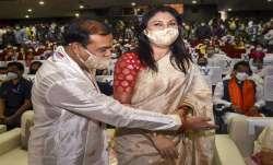 himanta biswa sarma, himanta biswa sarma wife, Riniki Bhuyan, Riniki Bhuyan news, Riniki Bhuyan occu