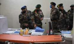 Indian Army, Covid-19 Management Cell, real time response, coronavirus pandemic, covd second wave, c