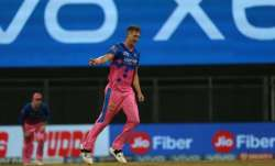 'It was chaos!': Chris Morris reveals scenes in Rajasthan Royals camp after IPL's suspension