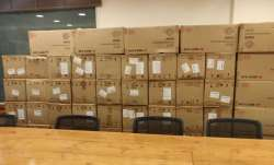 On further search, 387 more oxygen concentrators weer