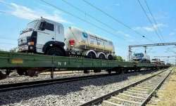 oxygen express reaches delhi