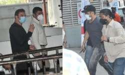Salman Khan, Sohail Khan keep it casual as they arrive at