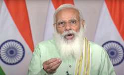 PM Modi reviews Covid situation across the country.