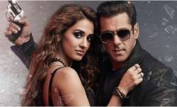 Poster of Radhe: Your Most Wanted Bhai