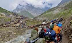 No Amarnath Yatra this year due to Covid; online 'aarti'