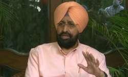 Punjab Congress rebel MP Partap Singh Bajwa