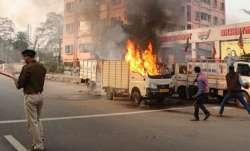 bengal violence