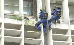 Delhi Police conducts mock anti-terror drills