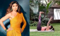 International Yoga Day 2021: Shilpa Shetty motivates fans to live in the moment, stay positive & tha