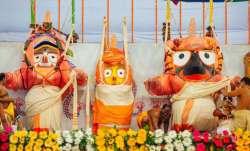 Jagannath Rath Yatra 2021: Lord Jagannath's annual rathyatra festival begins with Snana Purnima