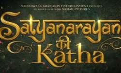 Satyanarayan Ki Katha Promo: Kartik Aaryan to play the lead role in Sajid Nadiadwala's production