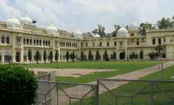 Lucknow University will take over the responsibility for