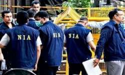 National Investigation Agency (NIA) arrests two absconders