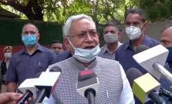 JDU Chief and Bihar Chief Minister Nitish Kumar
