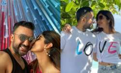 Raj Kundra wishes 'jaan' Shilpa Shetty on her birthday, calls himself the luckiest man alive