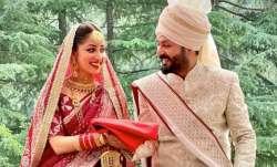 Inside Yami Gautam and Aditya Dhar's private wedding