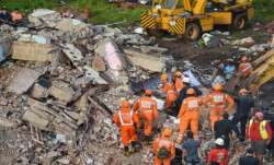 Mumbai Rains: 7 dead, 3 injured after building collapses in