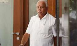 Roads were deserted as Yediyurappa's supporters hit the