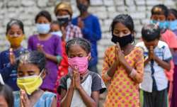 1,19,000 Indian children lost caregivers to Covid during