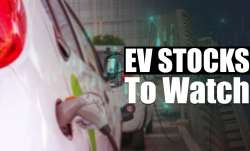 electric cars stocks in india , EV stocks, EV company shares