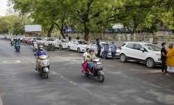 Gujarat government relaxes Covid restrictions.