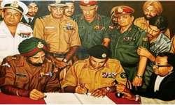 Reminding Pakistan of bitter memories of the past,
