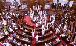 In first two weeks of Monsoon session, Parliament